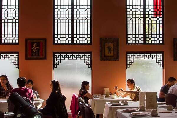 Diners have Dim Sum at Hong Kong Lounge 2 is San Francisco, Calif., on Saturday, April 19th, 2014.