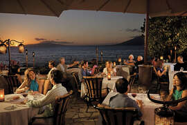 Ferraro's Bar e Ristorante at the Four Seasons Resort Maui, which tied for Best Italian in the 2014 Aipono Awards with Pulehu at Westin Kaanapali Ocean Resort Villas, is also  Wailea's only open-air beachfront restaurant.