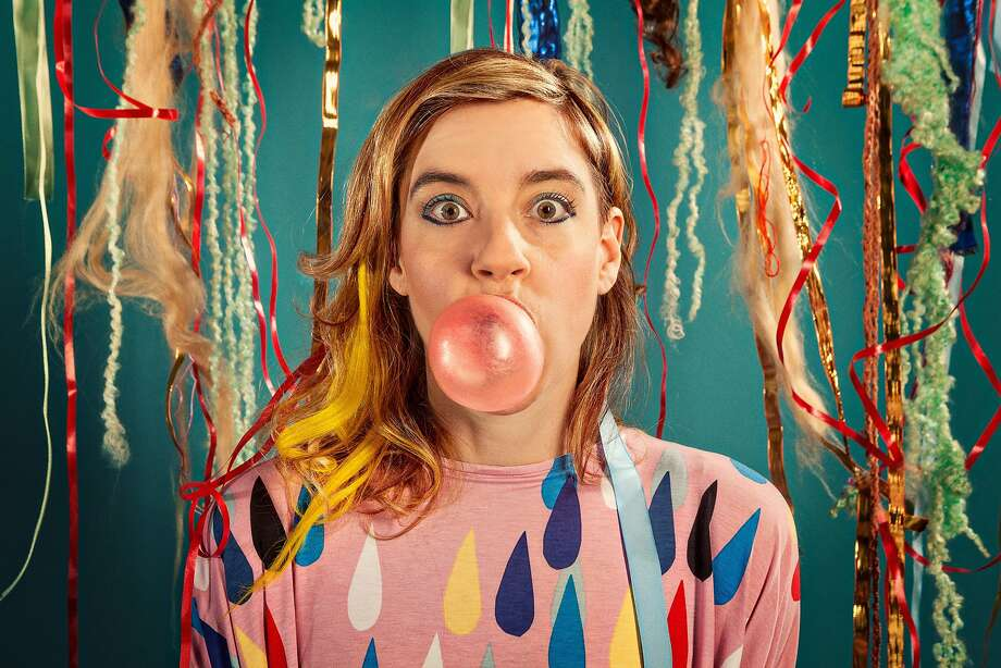 tUnE-yArDs (a.k.a Merrill Garbus) is set to release her third album, 'Nikki Nack,' on May 6. Photo: Holly Andres
