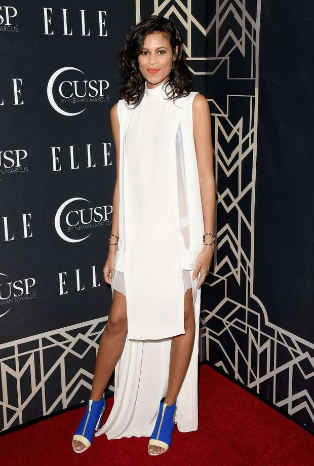 Musician Aluna Francis attends the 5th Annual ELLE Women in Music Celebration. Photo: Jason Merritt, Getty Images For ELLE