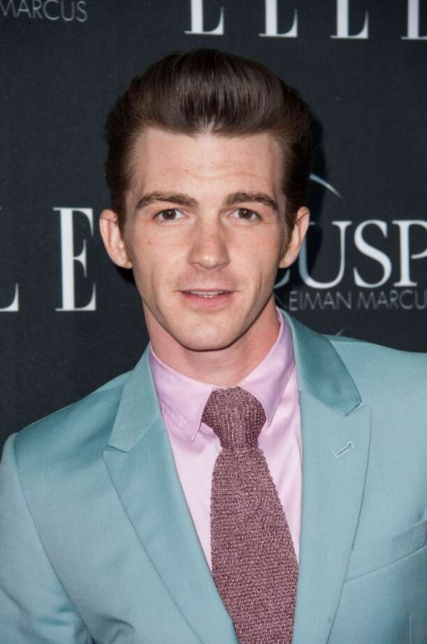 Actor Drake Bell arrives at ELLE's 5th Annual Women In Music Concert Celebration Presented by CUSP By Neiman Marcus  at Avalon on April 22, 2014 in Hollywood, California. Photo: Valerie Macon, Getty Images