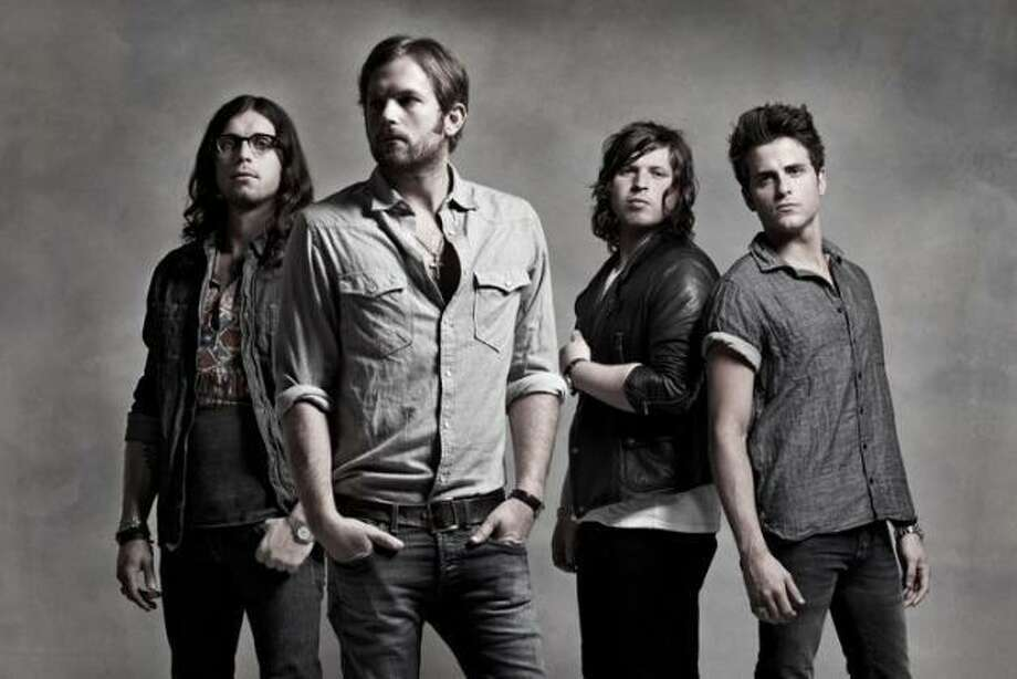 Kings of Leon, Saratoga Performing Arts Center, Aug. 10