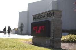 No. 24 (National No. 152): Saratoga HIgh School at Saratoga