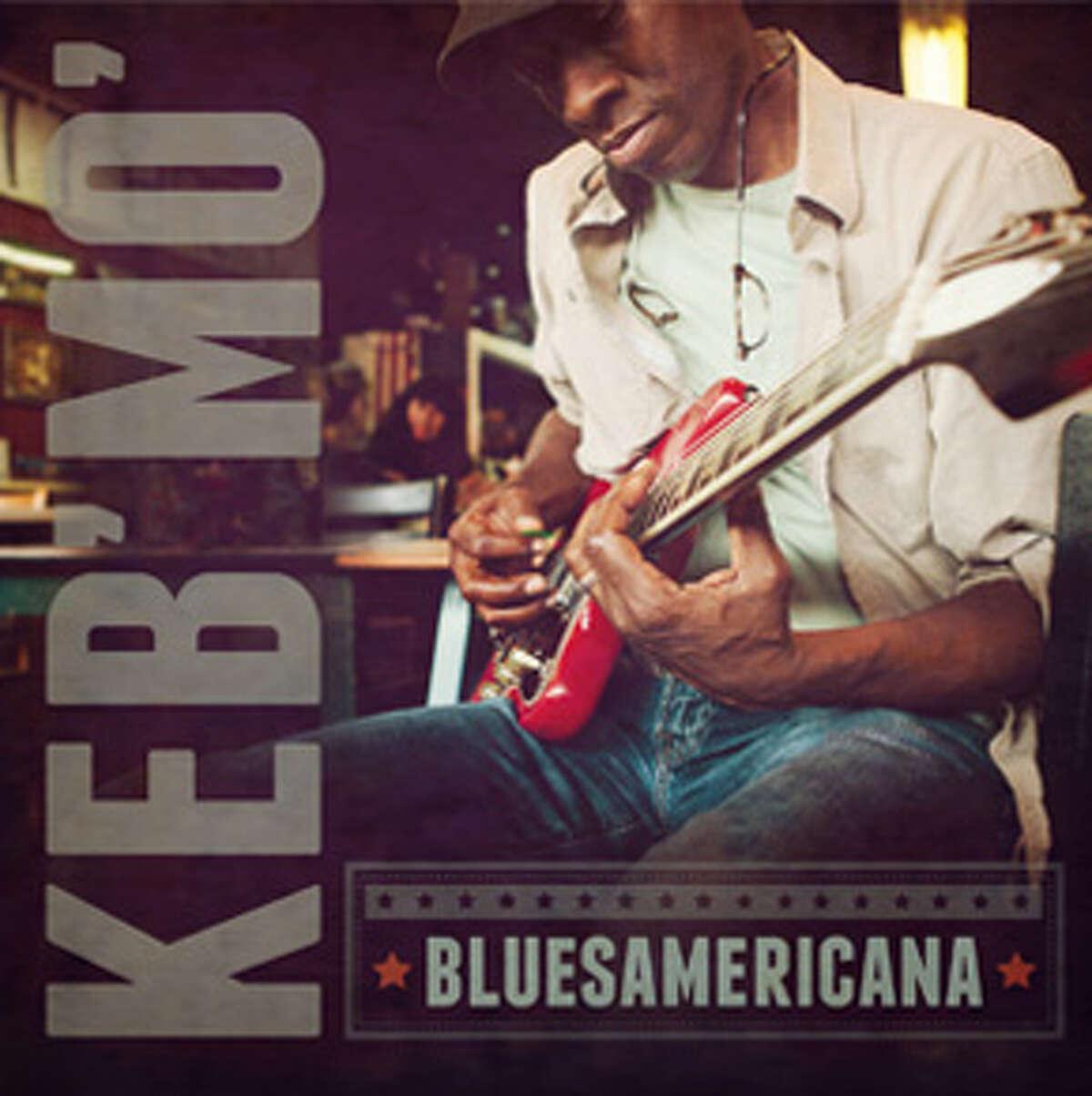 "Keb' Mo' ? ""BLUESAmericana"""