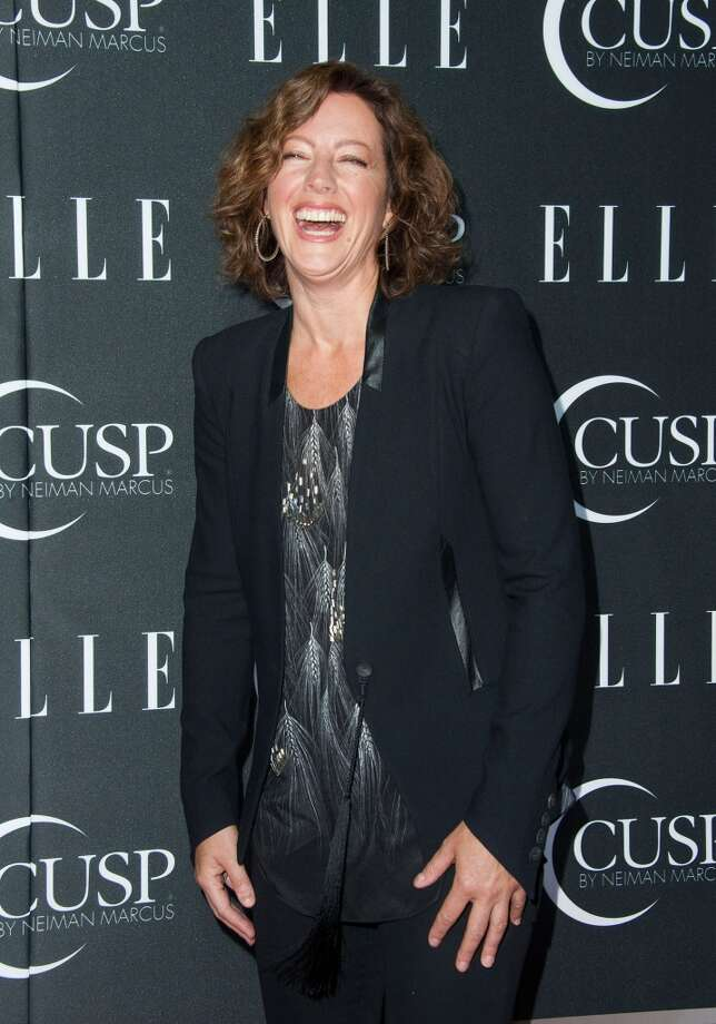 Recording artist Sarah McLachlan arrives at ELLE's 5th Annual Women In Music Concert Celebration Presented by CUSP By Neiman Marcus  at Avalon on April 22, 2014 in Hollywood, California. Photo: Valerie Macon, Getty Images