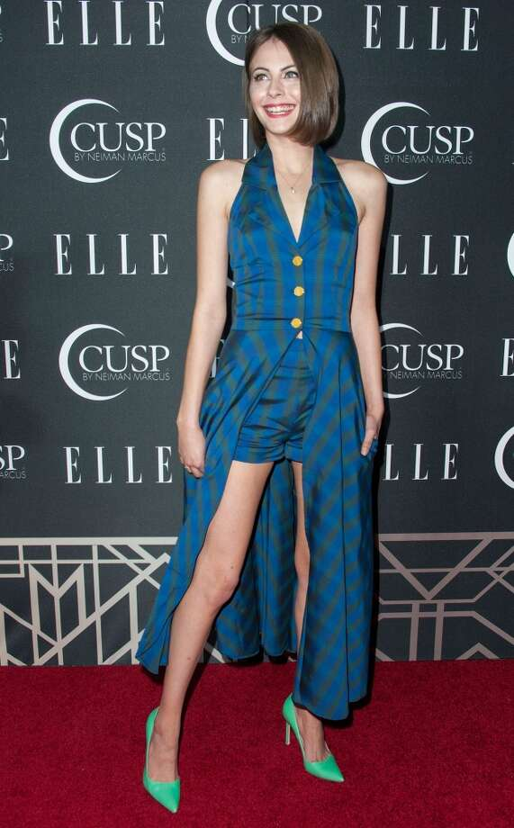 Actress Willa Holland  arrives at ELLE's 5th Annual Women In Music Concert Celebration Presented by CUSP By Neiman Marcus  at Avalon on April 22, 2014 in Hollywood, California. Photo: Valerie Macon, Getty Images
