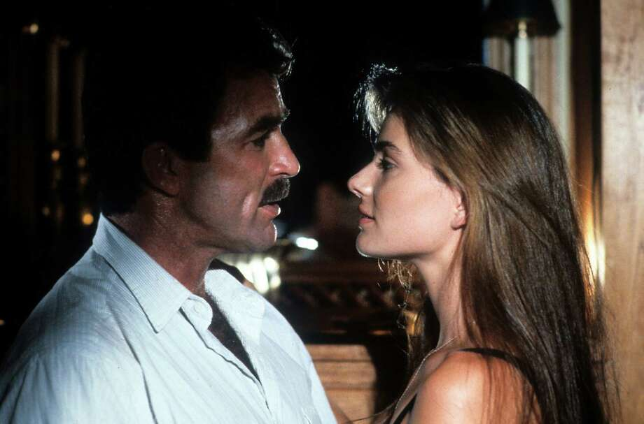 "But her acting was bad, with the dud ""Her Alibi"" with Tom Selleck in 1989. Photo: Archive Photos, Getty Images / 2012 Getty Images"