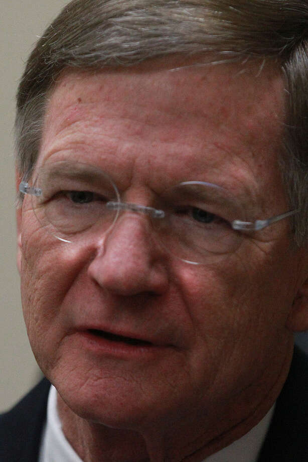 Lamar Smith represents the 21st Congressional District of Texas. / ©San Antonio Express-News/Photo may be sold to the public