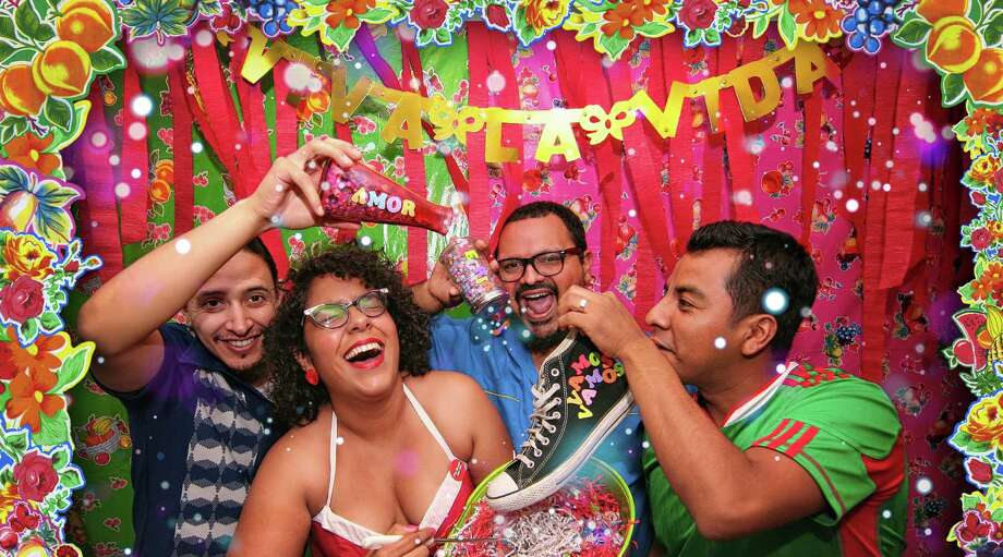 La Santa Cecilia, a Chicano pop band, will play Sunday at San José MissionFest. Photo: Universal Music / ©copyright la santa cecilia, la marisoul,  humberto howard, Armando Corriente