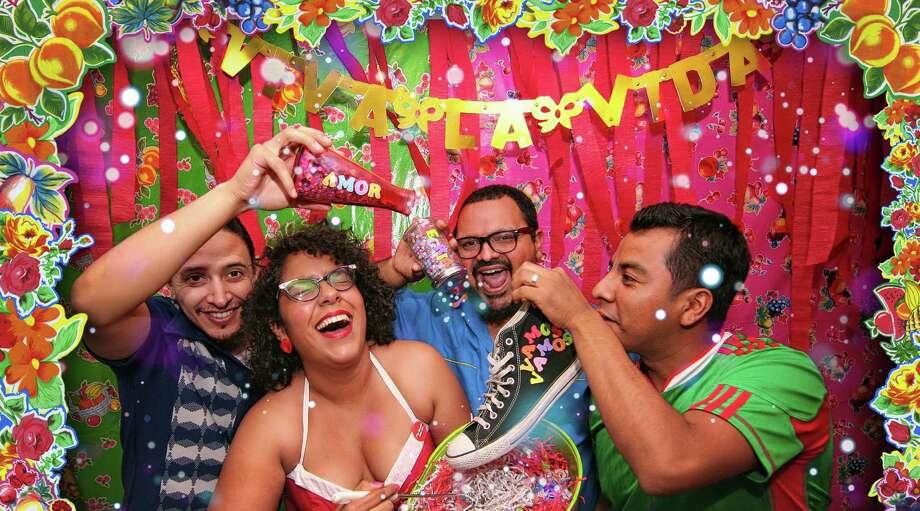 La Santa Cecilia, a Chicano pop band, will play Sunday at San José MissionFest. Photo: Universal Music / ©copyright la santa cecilia, la marisoul,  humberto howard, Armando Corriente