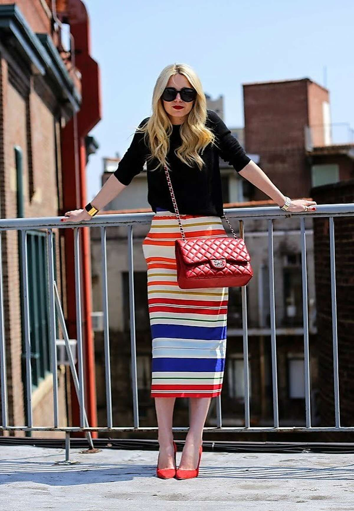 Blair EadieGap years: 2007-2012 Now: Tory Burch director of merchandising; style blogger, Atlantic-Pacific Eadie says the Retail Management Program gave her the assurance that she would learn the skills she needed. Her most valuable lesson?