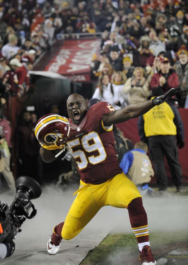 Sept. 7 --  Washington Redskins Time: Noon TV: FOX Photo: Nick Wass, Associated Press