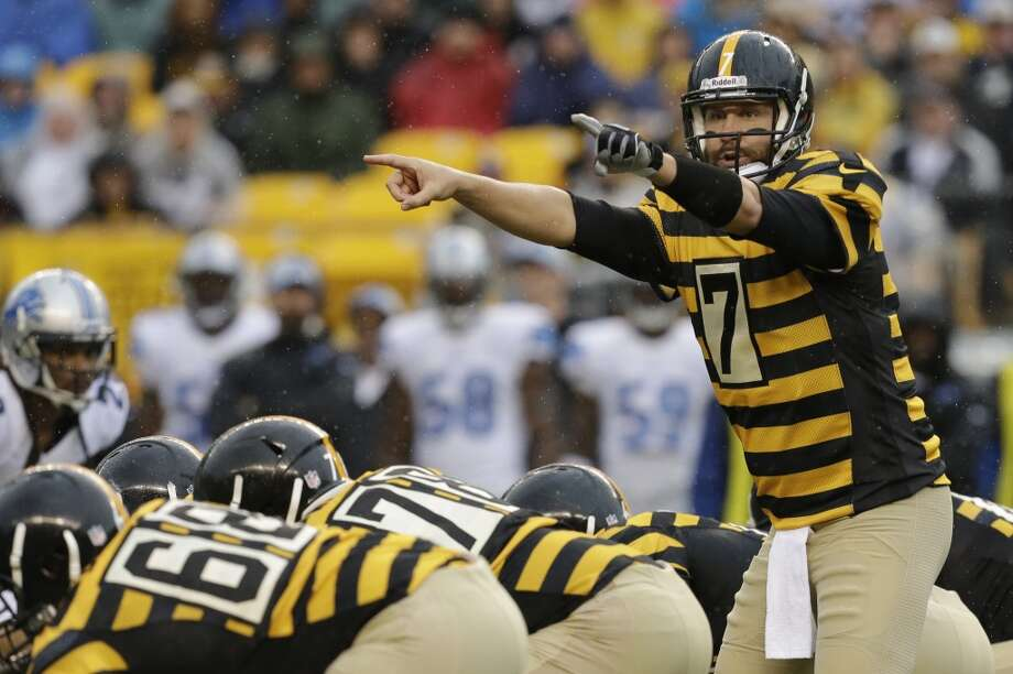 Oct. 20 -- at Pittsburgh Steelers (Monday) Time: 7:30 p.m. TV: ESPN Photo: Gene J. Puskar, Associated Press