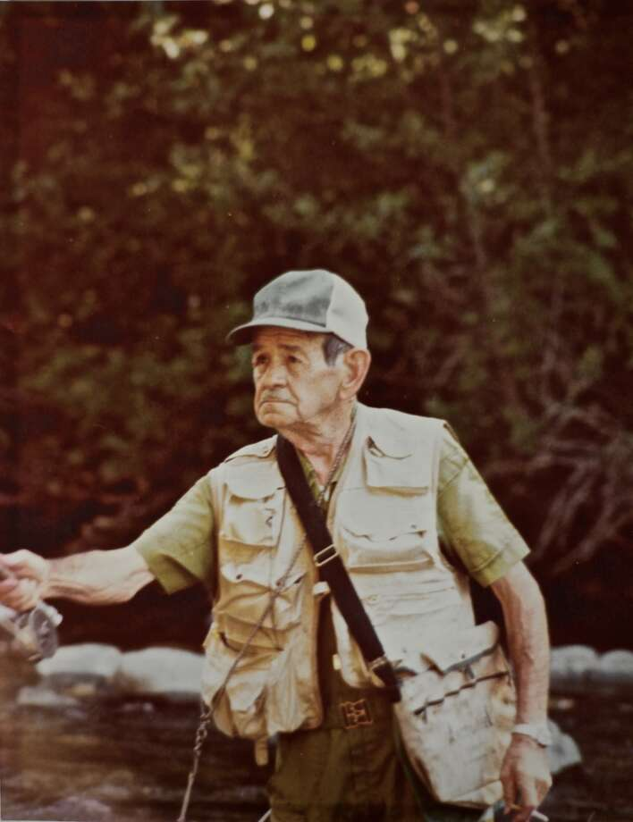 The shadow of the legend, Ted Fay, is felt every day by present-day trout guides Photo: Ted Fay Fly Shop