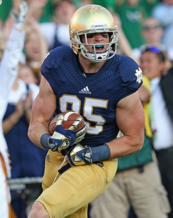 Best of the rest  Troy Niklas, 6-7, 270, Notre Dame Photo: Jonathan Daniel, Getty Images
