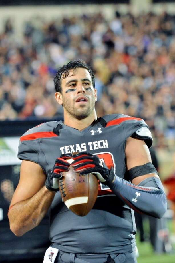 Notable  Jace Amaro dealt with injury and legal issues at Texas Tech. He was also ejected from a bowl game for throwing a punch.  Joe Don Duncan listens to Elton John before every game and is an emergency kicker/long snapper. Photo: John Weast, Getty Images