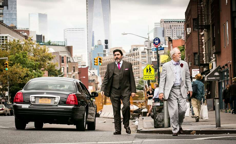 "Alfred Molina (left) and John Lithgow play a longtime couple planning to marry in New York in ""Love Is Strange."" Photo: Sony Pictures Classics"