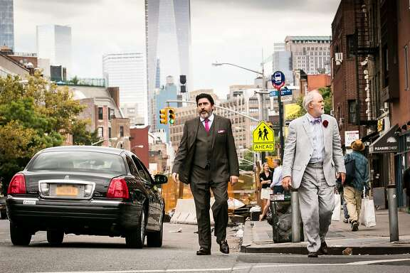 Left to right: Alfred Molina as George and John Lithgow as Ben in LOVE IS STRANGE  Photo by Jeong Park, Courtesy of Sony Pictures Classics