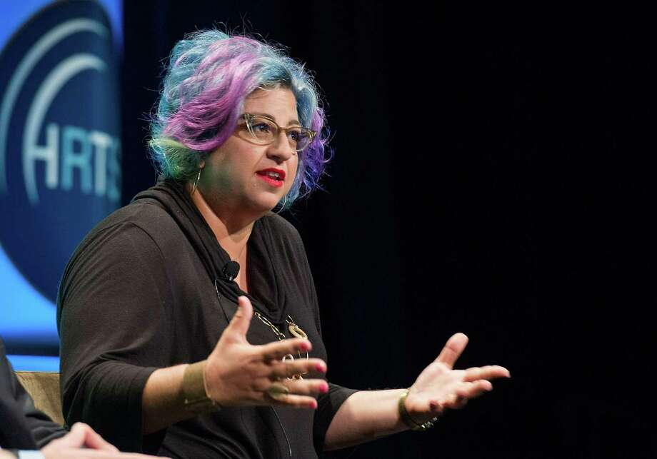 """Jenji Kohan, TV producerTime calls Kohan a """"creator of unforgettable characters"""" for her role as writer/producer of the critically-acclaimed hits """"Weeds"""" and """"Orange is the New Black."""" Photo: Valerie Macon, Getty Images / 2014 Getty Images"""
