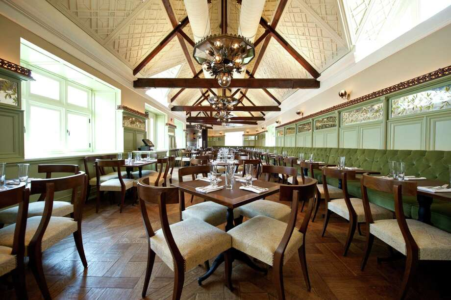 The newly renovated dining room at Tavern on the Green in New York City. Photo: Robin Caiola, HOEP / Tavern on the Green