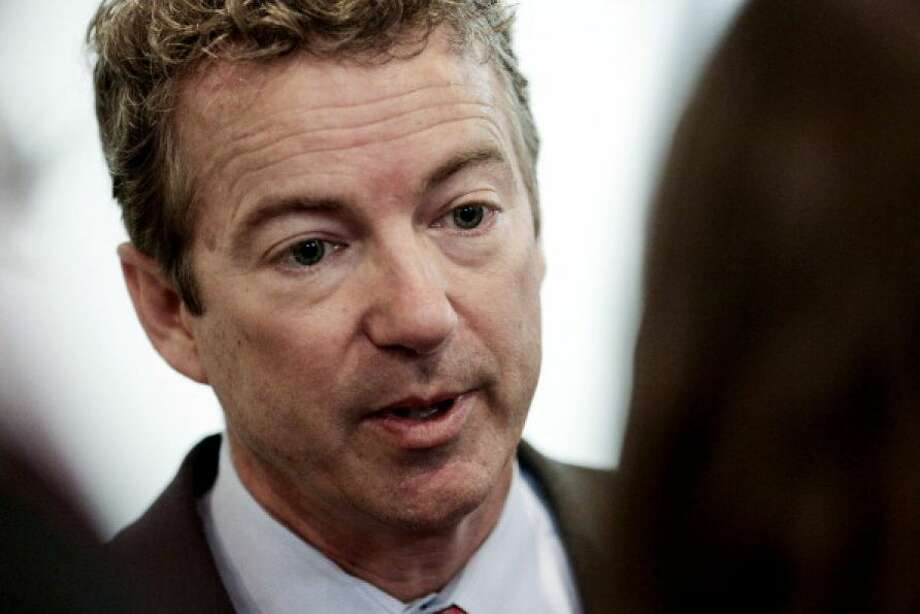 "Rand Paul, U.S. senator from Kentucky: Paul is ""the libertarian champion,"" says Time. ""Any political party worth its salt is always on the lookout for converts,"" says fellow Kentucky Sen. Mitch McConnell. ""But no one in either party today brings the level of missionary zeal to the task that Rand Paul does. """