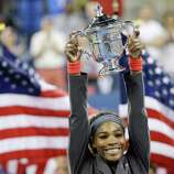 "Serena Williams, tennis star: Time calls her ""the champion who won't give up."" Fellow sports star Dwyane Wade of the Miami Heat writes,  ""There is no doubt that she has made an incredible impact on the world of tennis."""