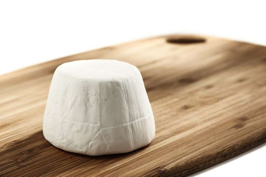 Barilotto, young Italian cheese from water-buffalo milk as seen in San Francisco, California on Wednesday April 23, 2014. Photo: Craig Lee, Special To The Chronicle