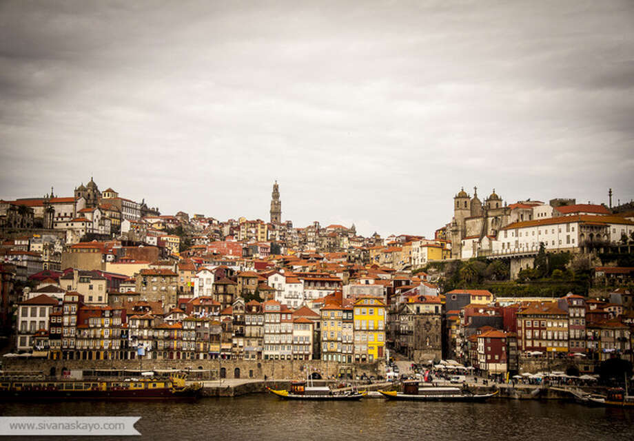 Porto, one of the most beautiful cities (Porto, Portugal)