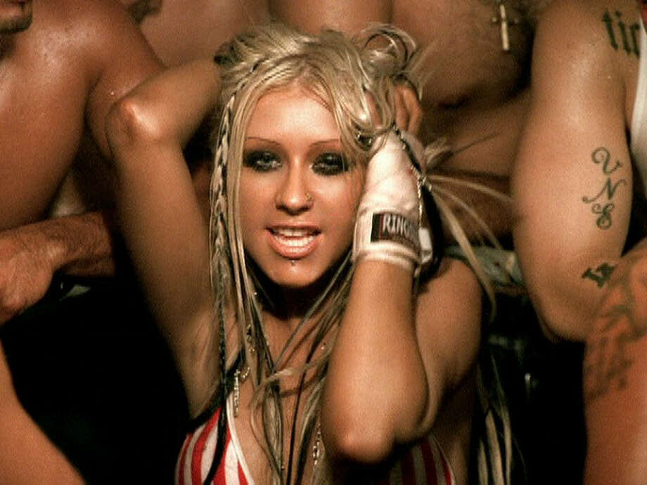 "Playing ""Dirrty"" by Christina Aguilera was apparently used as an interrogation technique by the CIA. The song was apparently part of a ""bad Muslim"" routine in which interrogators would use sexually-explicit songs and female interviewers to frustrate the sensibilities of devout Muslim prisoners. Photo: No Credit"