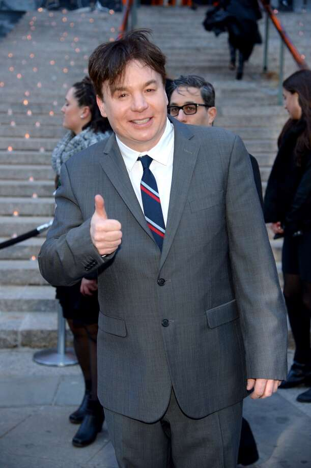 Mike Myers attends the Vanity Fair Party during the 2014 Tribeca Film Festival at the State Supreme Courthouse on April 23, 2014 in New York City. Photo: Jamie McCarthy, Getty Images For The 2014 Tribeca Film Festival