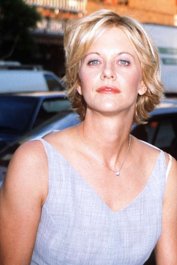 Meg Ryan's Shag Ryan's made a career out of portraying the silly but sexy, quirky girl — a persona best embodied by this choppy, peppy shag. This look was first runner-up in Goody's poll.