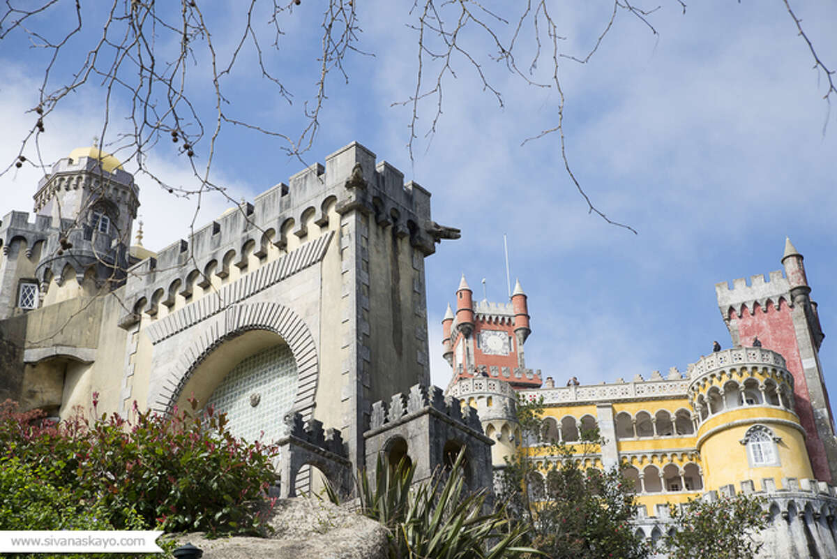 1. The concept of a World Heritage designation for the missions first was proposed by the San Antonio Conservation Society in 2006. The proposal was selected for development of a formal application in 2012 by then-U.S. Secretary of the Interior Ken Salazar. Shown is the Palace of Pena in Portugal.