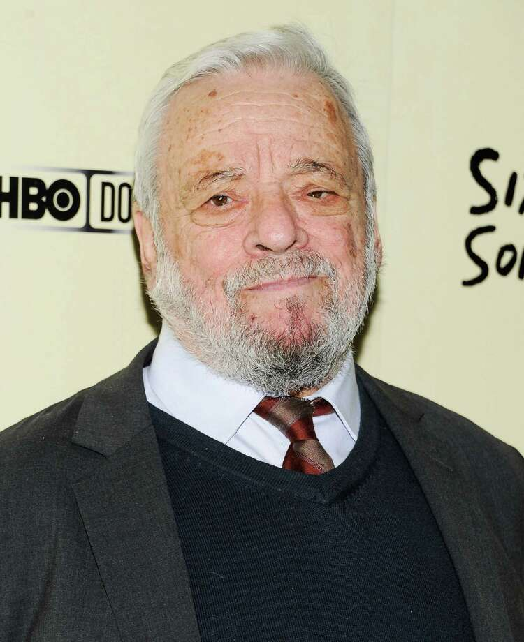 "In this Nov. 18, 2013 photo, composer and lyricist Stephen Sondheim attends the premiere of HBO's ""Six By Sondheim"" at the Museum of Modern Art in New York. The documentary airs Monday, Dec. 9, 2013, on HBO at 9 p.m. ET.  (Photo by Evan Agostini/Invision/AP) ORG XMIT: CAET675 Photo: Evan Agostini / Invision"