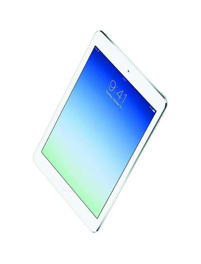 Apple iPad Air Photo: Apple