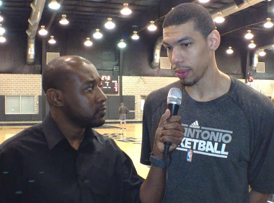 Danny Green spoke to Express-News Spurs writer Jabari Young in this one-on-one interview before the Spurs travel to Dallas for game three against the Mavericks on Saturday.