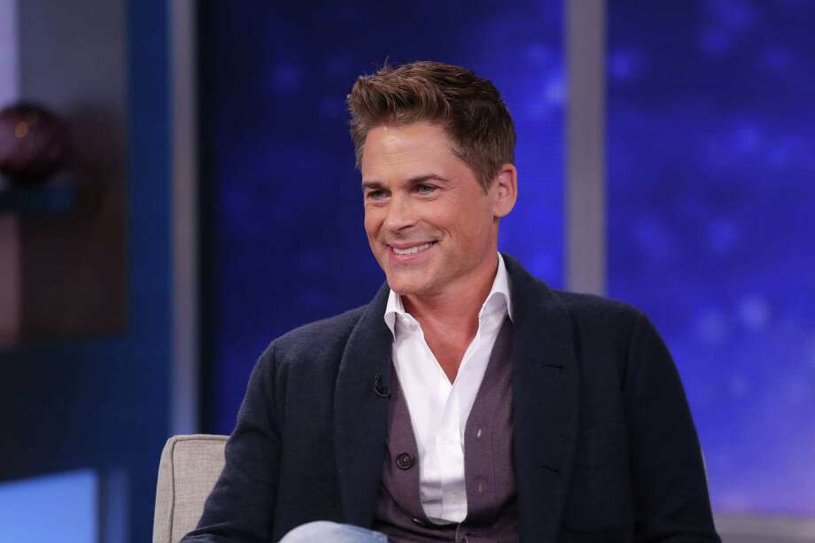 Rob Lowe is a Tim Duncan fan. Photo: Fred Lee, Getty Images / © 2014 American Broadcasting Companies, Inc. All rights reserved.