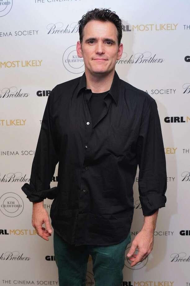 "Matt Dillon. Birthday: Feb. 18. (Photo: ""Girl Most Likely"" screening in New York, July 15, 2013).  Photo: Stephen Lovekin, Getty Images / 2013 Getty Images"