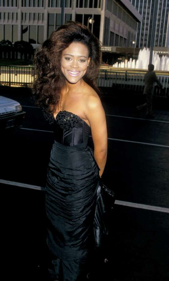 Robin Givens, 1987 in Century City, California.  Photo: Ron Galella, Ltd., Getty Images / 1987 Ron Galella, Ltd.