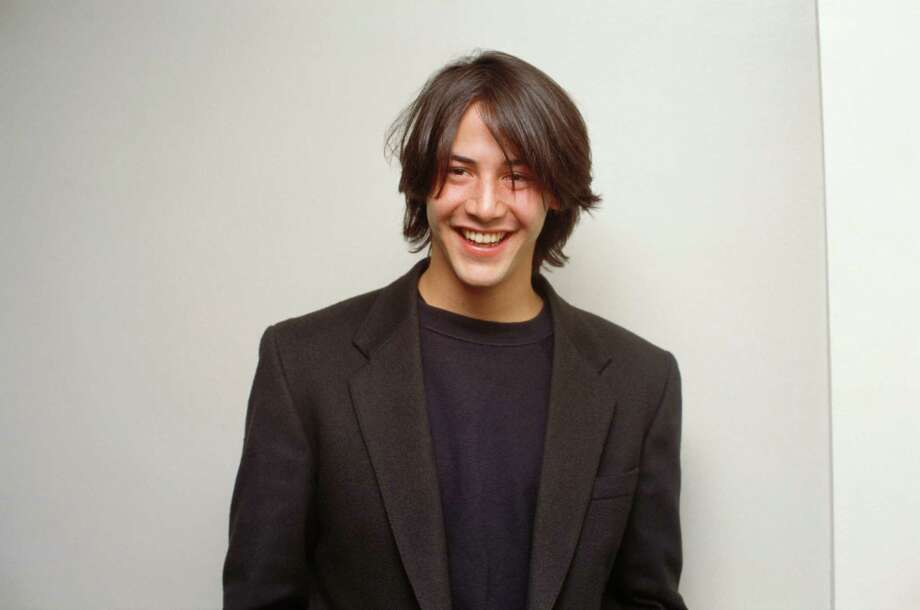 Keanu Reeves, 1987.  Photo: Michael Ochs Archives, Getty Images / Michael Ochs Archives
