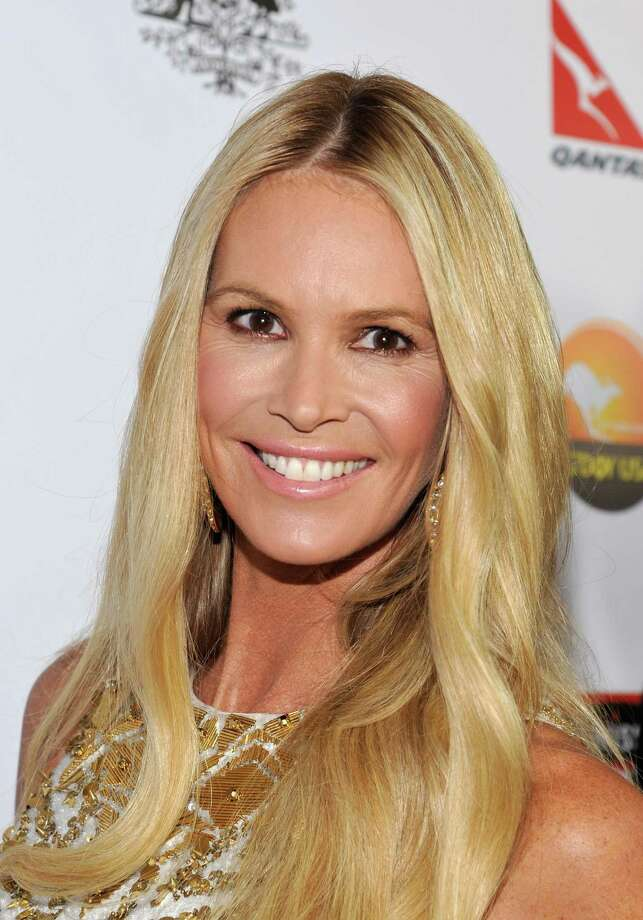 Elle Macpherson. Birthday: March 29. (Photo: Los Angeles, Jan. 21, 2013).  Photo: John Sciulli, Getty Images / 2013 Getty Images