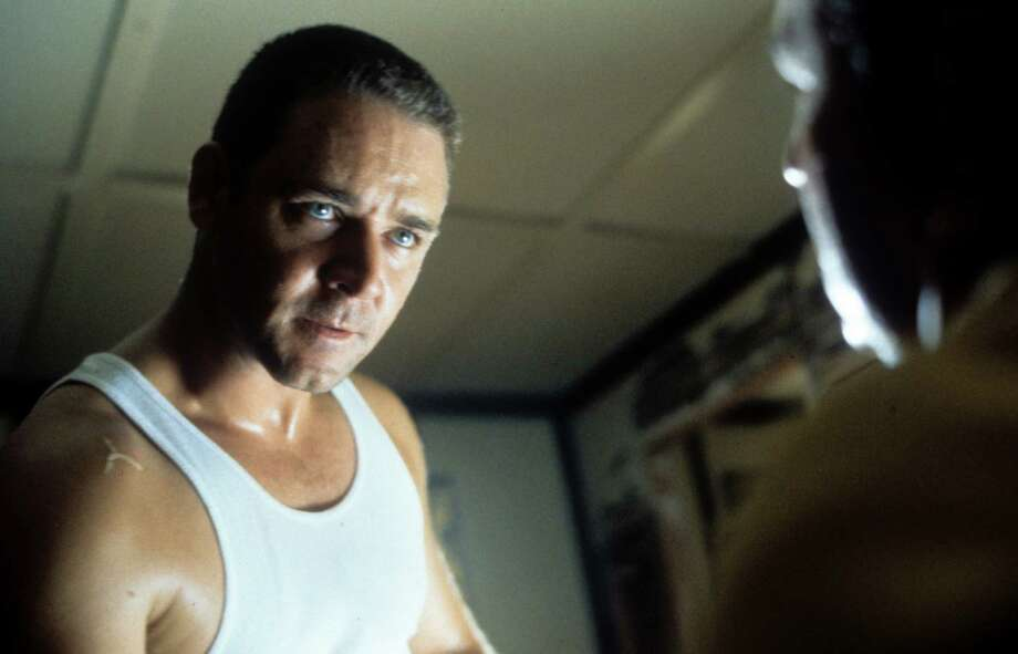 "Russell Crowe, 1997. (In the movie ""L.A. Confidential"").   Photo: Warner Bros., Getty Images / 2012 Getty Images"