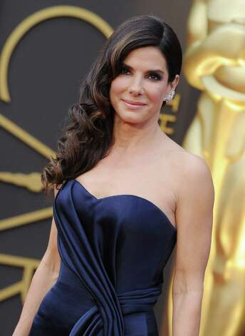 Sandra Bullock is turning 50 on July 26.(Photo: Academy Awards, March