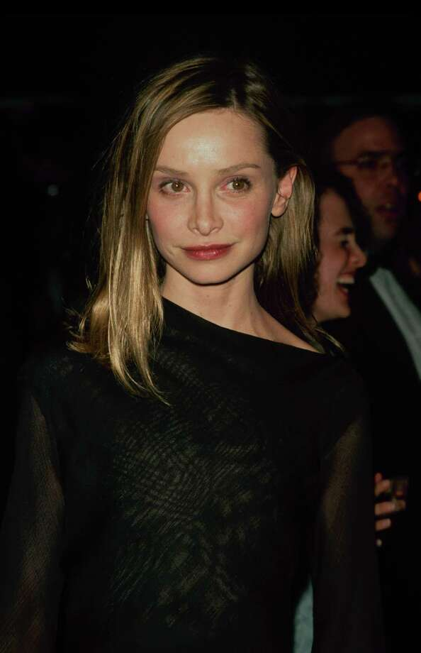 "Calista Flockhart, circa 1990s, in her ""Ally McBeal"" days.  Photo: Time & Life Pictures, Getty Images / Time & Life Pictures"