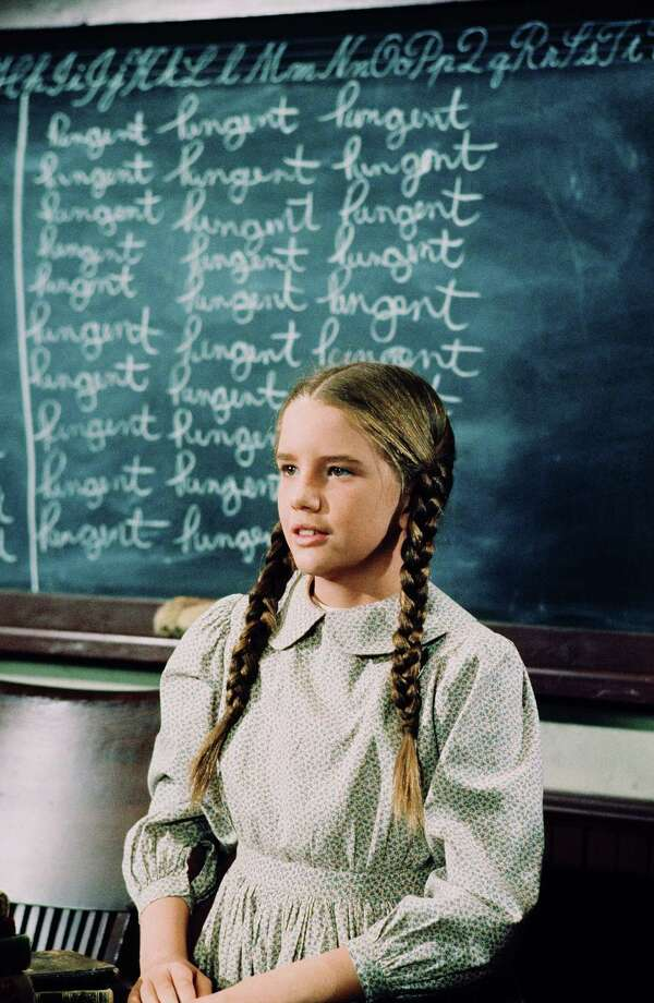 "How many people remember Melissa Gilbert, as Laura Ingalls in ""Little House on the Prairie."" Photo date: Feb. 25, 2976.  Photo: NBC, Getty Images / © NBC Universal, Inc."