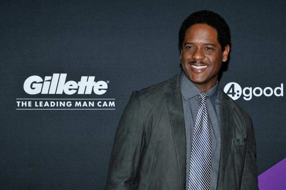 Blair Underwood. Birthday: Aug. 25. (Photo: Feb. 27, 2014 in Los Angeles).  Photo: John Sciulli, Getty Images / 2014 Getty Images