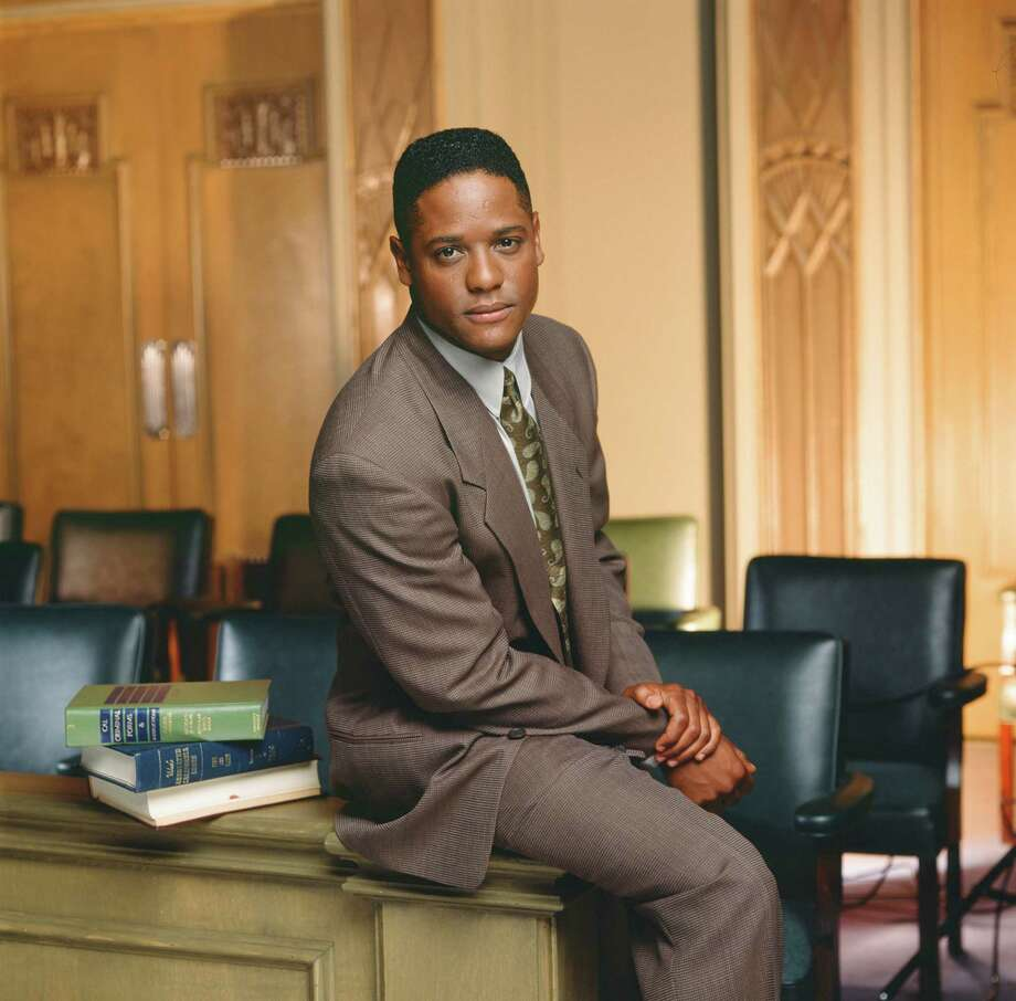 "Blair Underwood, 1997, as Jonathan Rollins in ""L.A. Law.""  Photo: Gary Null, Getty Images / © NBC Universal, Inc."