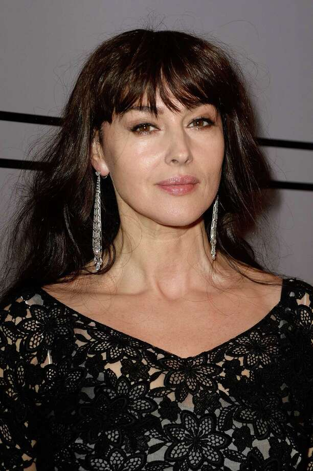 Monica Bellucci. Birthday: Sept. 30. (Photo: Le Grand Palais event, December 2, 2013, in Paris, France). Photo: Pascal Le Segretain, Getty Images / 2013 French Select via Getty Images
