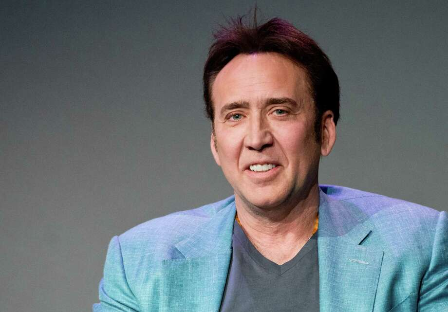 Nicolas Cage. Birthday: Jan. 7. (Photo: April 10, 2014, New York City).  Photo: Noam Galai, Getty Images / 2014 Noam Galai