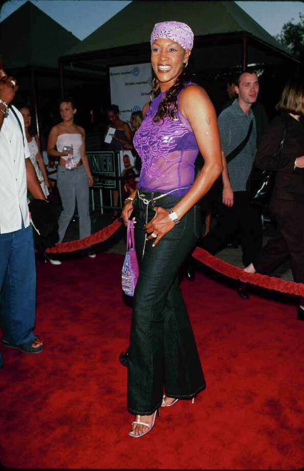 Vivica A. Fox, 1990s.  Photo: Time & Life Pictures, Getty Images / Time & Life Pictures