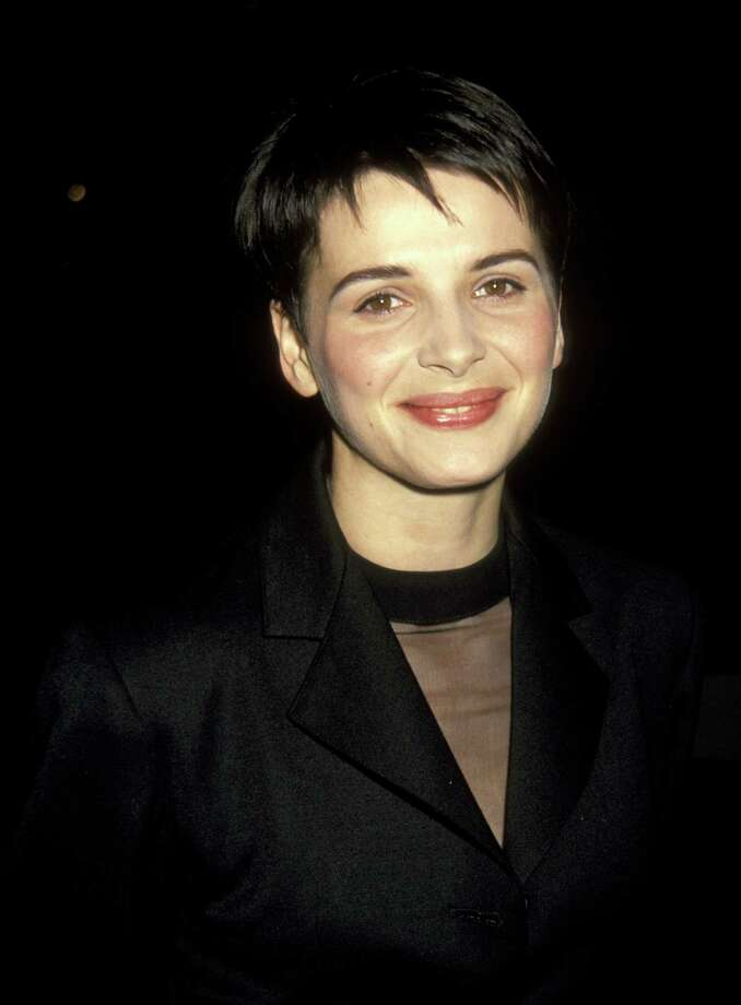 "Juliette Binoche, 1992, at the premier of ""Damage,"" New York City.  Photo: Ron Galella, Getty Images / Ron Galella Collection"